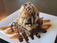 TOP SECRET RECIPE - Chili's Chocolate Chip Paradise Pie -Copycat Recipe by Todd Wilbur