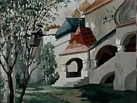 Сказка о мертвой царевне и о семи богатырях (1951)