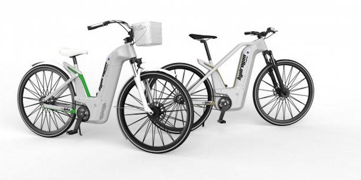 Oubliez le vélo électrique classique, il est déjà dépassé. L'Alpha est un vélo à hydrogène, rapide à recharger, autonomie record !