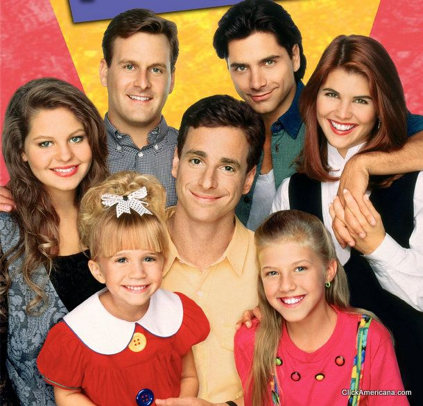 This was one of our fave shows. 1995 was the year Alex was born, too... <3  On May 23, 1995, the last episode of Full House aired after 8 seasons.