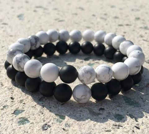 Matte Black Nightmare Skull Bracelet FREE SHIPPING - Bracelet Circumference roughly 7 Inches (more or less) - Elastic (Stretchy) Band made to fit MOST people - High quality material, and feel SHIPPING