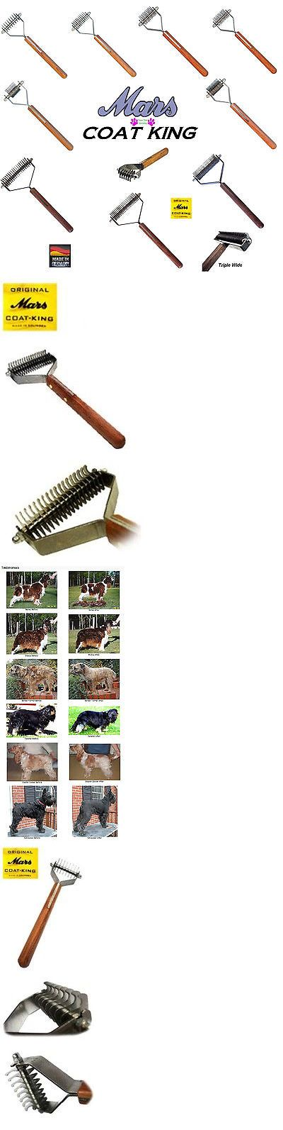 Brushes Combs and Rakes 46305: Mars Coat King Stripper Pet Animal Undercoat Hair Coat Stripping Tool Comb Rake -> BUY IT NOW ONLY: $88.34 on eBay!