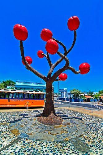 Monumento al Cafe, Yauco Puerto Rico