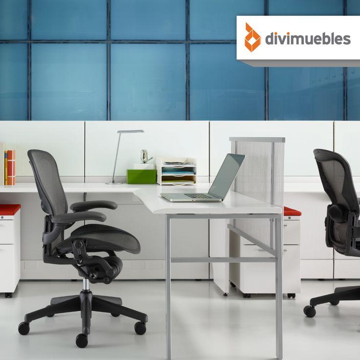 #Oficina  #Diseño #DiseñoDeInteriores #Sillas #Estilo #Decoración #Ergonomía