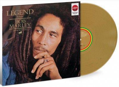 Bob Marley Legend Target Exclusive Gold Vinyl Bob Marley Legend Bob Marley Marley Vinyl