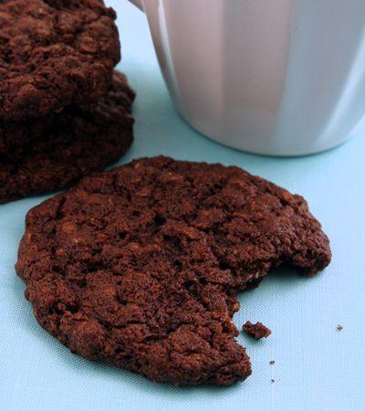 My Vegan Cookbook -Ultimate Low Fat Brownie Cookies
