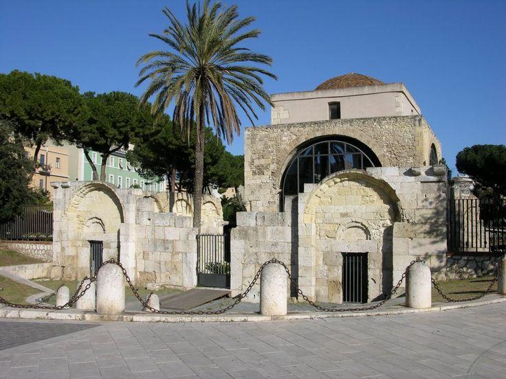 Cagliari - Basilica di San Saturnino