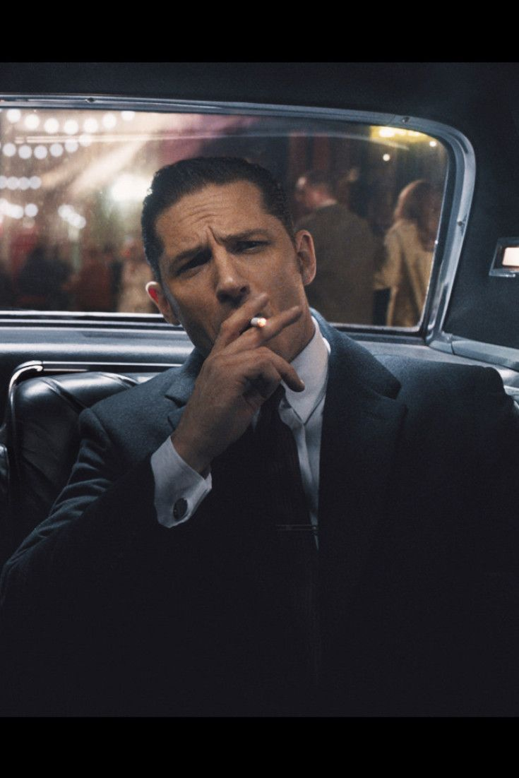 Behind The Scenes With Tom Hardy, On Doubly Fine Form As Both Kray Twins In 'Legend' (EXCLUSIVE)