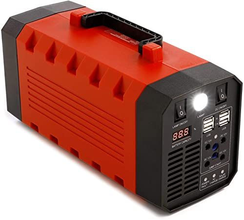 New Pinty Portable Uninterrupted Power Supply 500w Ups Battery Backup Rechargeable Generator Power Source Ac Inverter Usb Dc 12v Outputs Outdoors Indoors In 2020 Power Source Wicker Dining Set Battery Backup