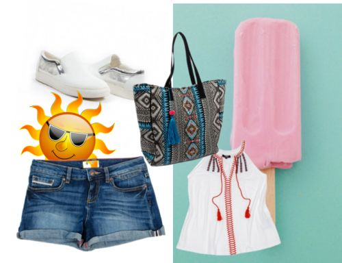 6 ținute de vară sau cum să te îmbraci ieftin, comod și modern cu haine de la TeX