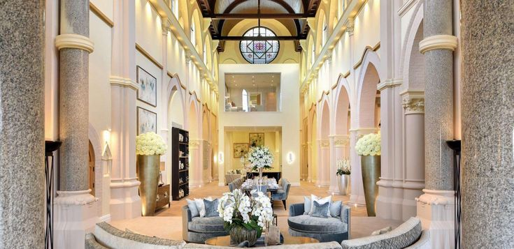 Converted chapel with 13-metre-high ceilings lists for $10m.