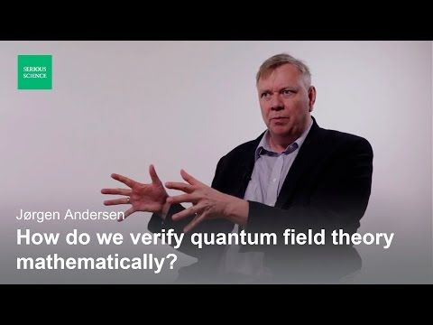 Quantum Field Theory and Quantum Topology — Jørgen Andersen - YouTube