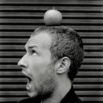 If you don't know who this is, please don't ever speak to me again. Just kidding. Sort of. If you've ever spoken to me, you probbbbbbably know I'm obsessed with Coldplay. Chris Martin just has so much vocal talent, it's unfair.