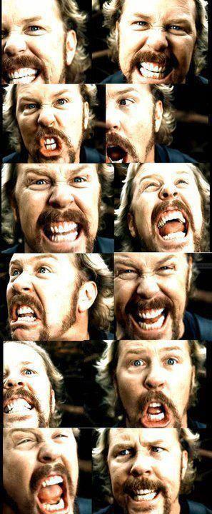 Metallica Imagenes que por ahi no viste 22