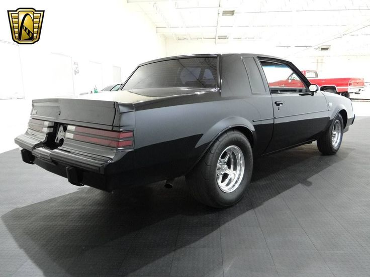 1987 Buick Grand National Coupe for sale #1781761   Hemmings Motor News