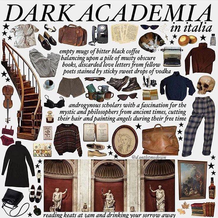 Light Academia Aesthetic Summer