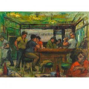 <b>Terence</b> <b>Coyle</b> - The Old Kiwi Bar, New York