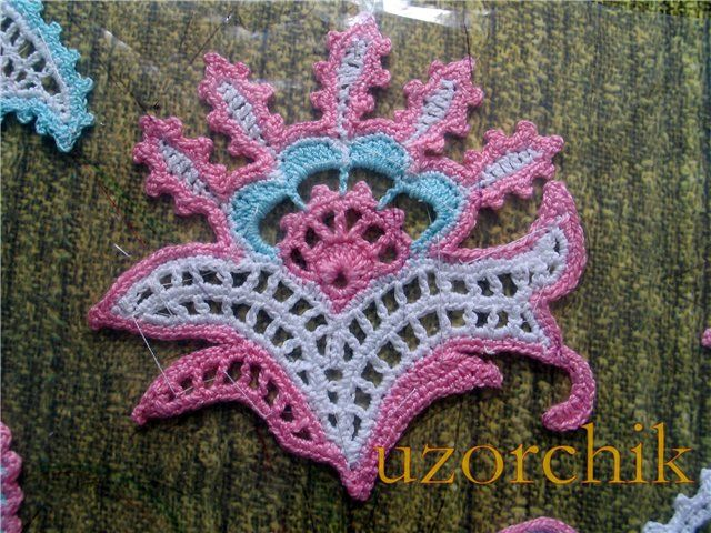1000+ images about Paisley crochet on Pinterest Crochet ...