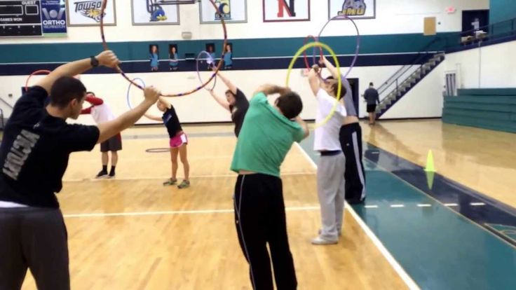4 Elementary Physical Education Activities.