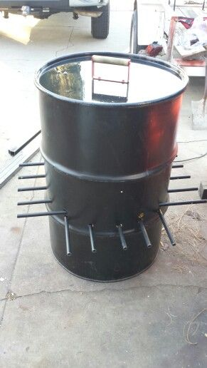 best 25 55 gallon drum smoker ideas on pinterest drum smoker best smoker image and 55 gallon. Black Bedroom Furniture Sets. Home Design Ideas