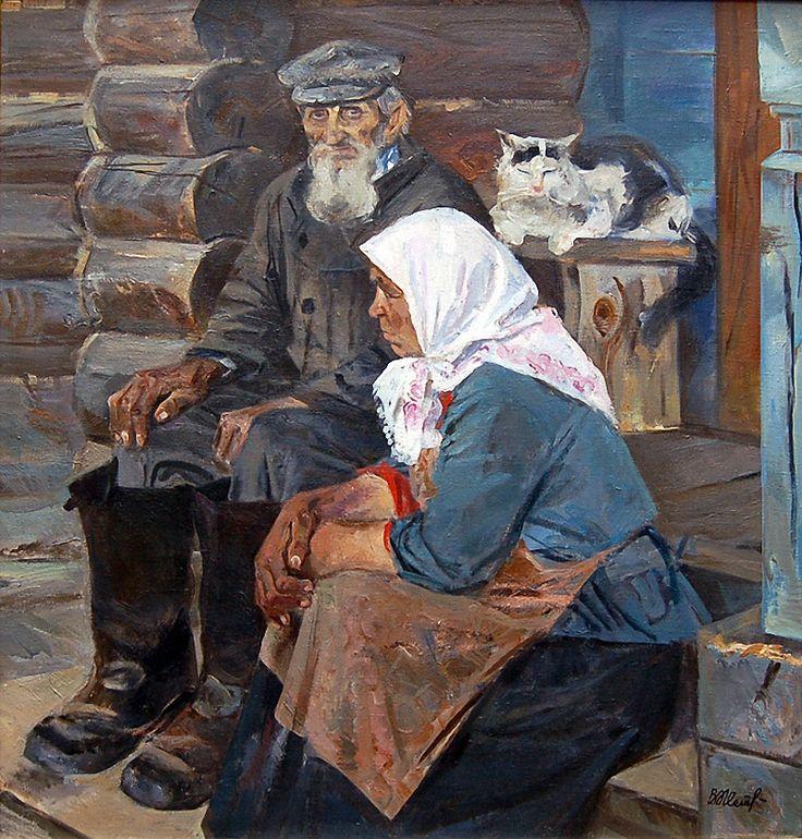 Жемерикин В.Ф. «Cтарики»