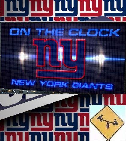 New York Giants score big in NFL Draft