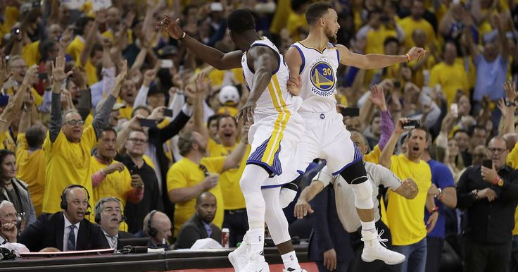 OAKLAND, Calif. (AP) — Stephen Curry tucked a celebratory cigar into his right sock for safekeeping as he handled all of his post-championship obligations. He was still wearing his sweaty uniform, ankle braces, kneepads and game shoes but, oh, there would be more partying. Perhaps all summer...