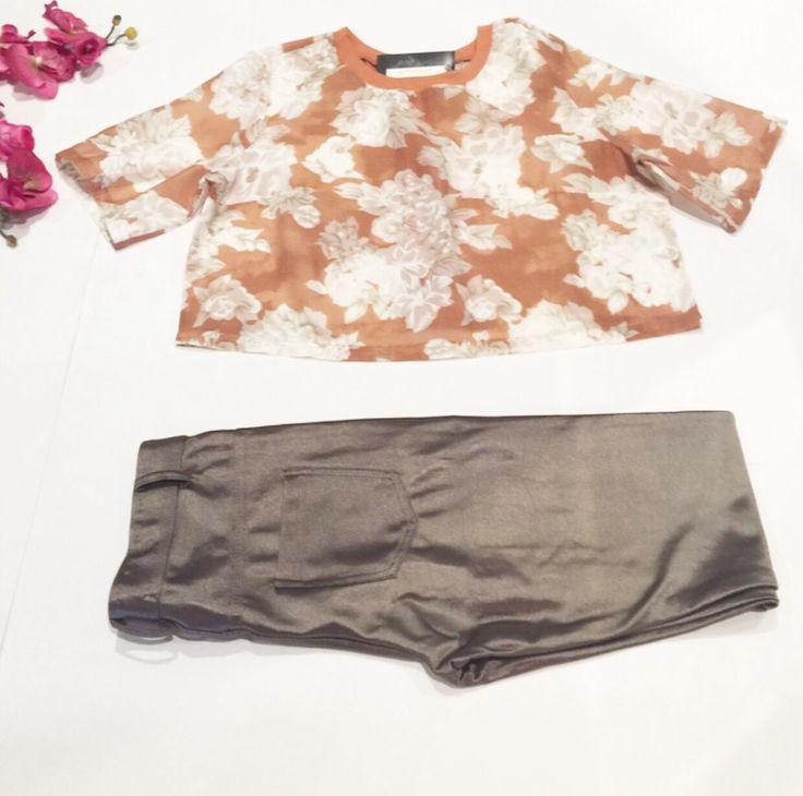 Disponibles en @serendipitycln top $380.00 pesos| pantalon $450.00 pesos