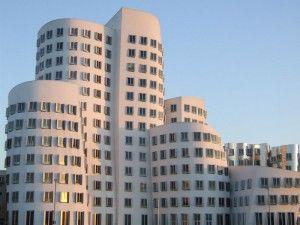 Düsseldorf - Gehry Building