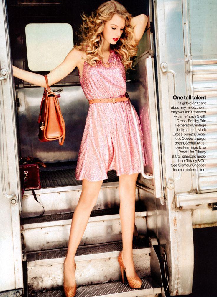 Taylor Swift - Glamour Magazine