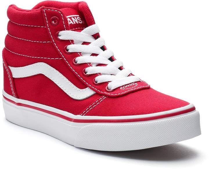 Vans shoes high tops, Skate shoes