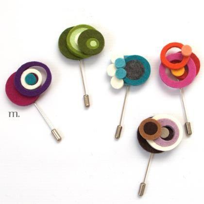 El fieltro es un material especial , elaborado de una manera diferente a otras telas puesto que no está tejido . Es resistente, uniforme e ...