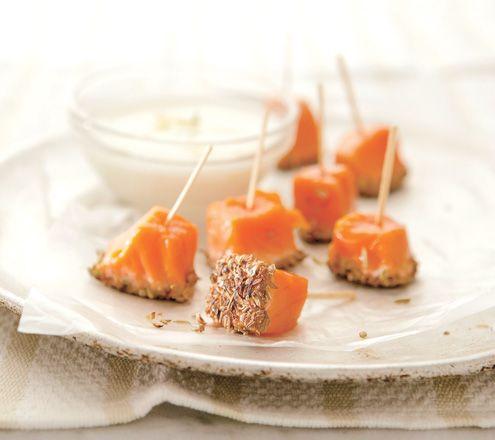 Bouchées de saumon marocaines | photo Jean Longpré
