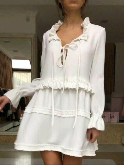 Купить или заказать Платье модель 11770 в интернет-магазине на Ярмарке Мастеров. Платье из креп-штфона. Лимитированная серия. Рекомендуемые размеры с 42 -50 Возможен пошив из другой ткани, подходящей для данной модели. Пошив по индивидуальным размерам.