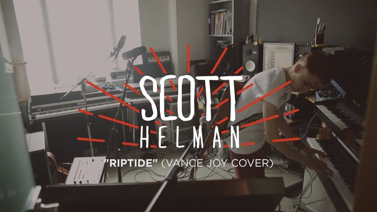 Scott Helman - Riptide (Vance Joy Cover)