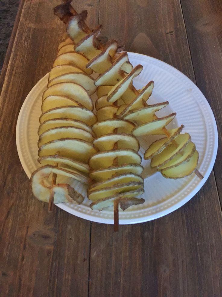 Aardappelspiraal