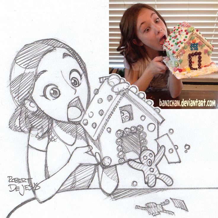 Threatlevelmidnightb Sketch by Banzchan.deviantart.com on @deviantART