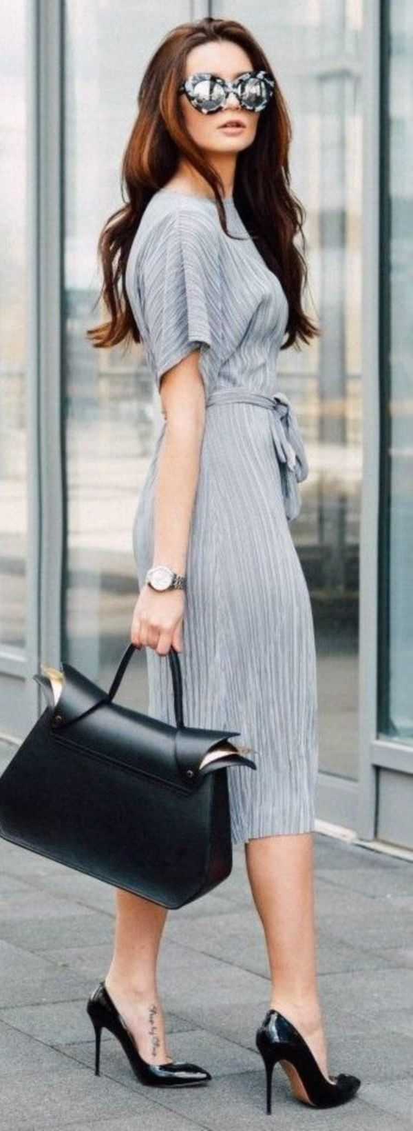Grey Outfits to Look Above Average0051