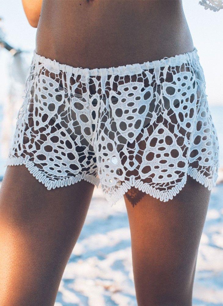 Eberjey Spearhead Sam Shorts | Nic del Mar