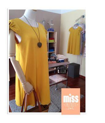 Miss Pilitiliti: Mostaza, el color de esta primavera!!