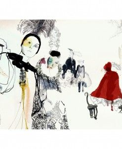 Daniel Egneus / Little Red Ridinghood meets the Monkies