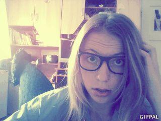 Mnozí lidé se mě bojí... :)   →Není proč.. Jen jsem svá a to není zločin :* ♥♥