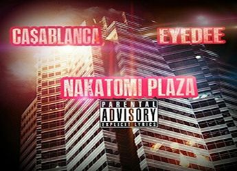 Ca$ablanca gives us this crazy new single titled 'Nakatomi Plaza'. Some may not but Nakatomi Plaza is a high-rise office building in Century City, Los Angeles, California. It was made by the Bruce Willis Die Hard movie. Ca$ablanca