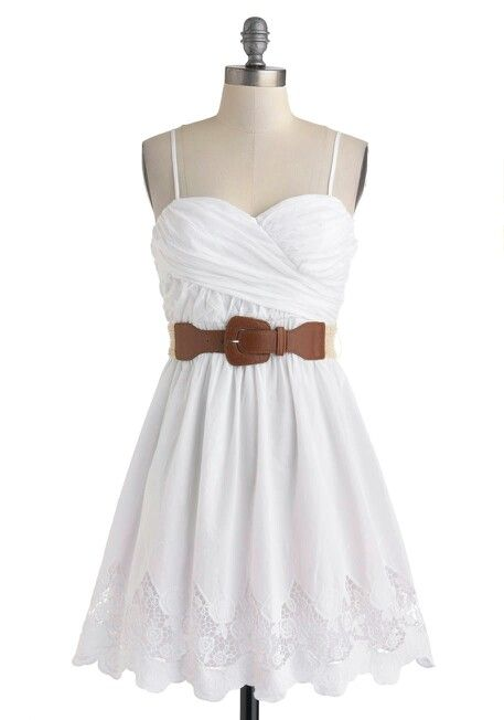 Summer Country Dress