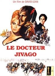 Le Docteur Jivago (1965) un film de David Lean avec Alec Guinness et Geraldine Chaplin