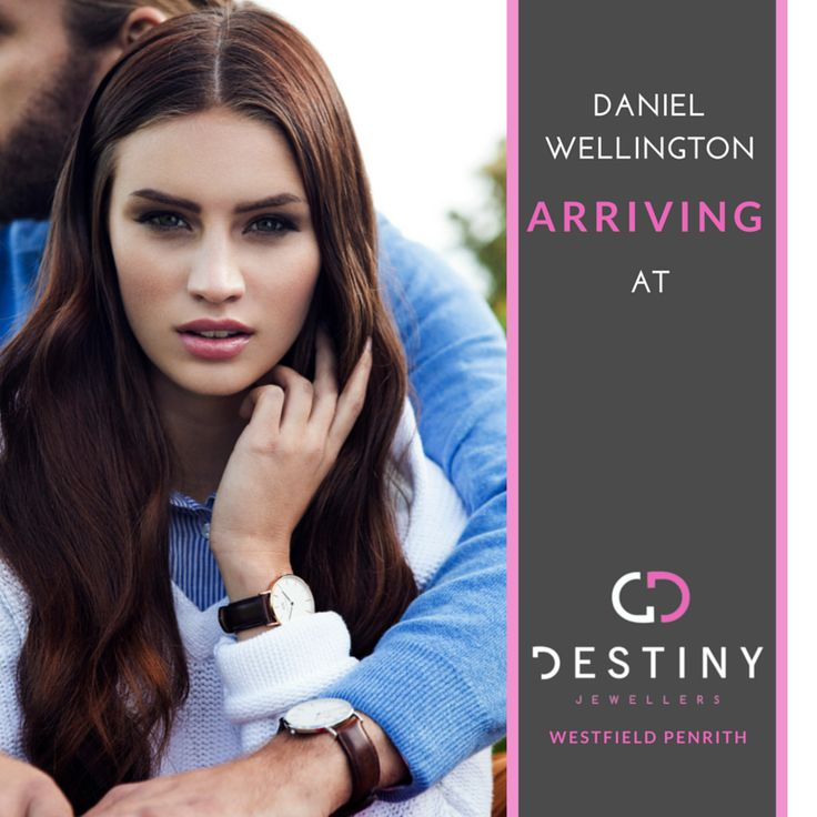 We LOVE @DWwatches.   The Daniel Wellington watch is without any doubt suitable for every occasion. Regardless of whether you are attending a black tie event, playing a game of tennis or enjoying a sunny day at the beach club – the Daniel Wellington is a beautiful companion.