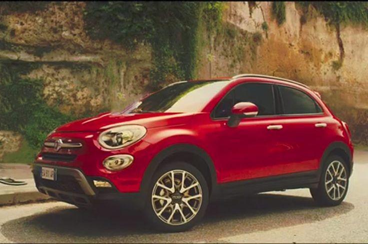 Fiat 500X, perfetta sia in città che in spazi aperti