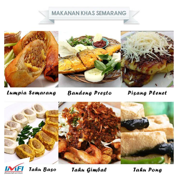 Sebentar lagi liburan panjang nih sahabat IMFI, bagi yang mau ke Semarang jangan lupa beli oleh-oleh ya!