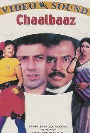 Chaalbaaz Sridevi Full Movie Watch Online. Twins separated at infancy are brought up differently. One weak, one strong. One day, they end up at each others house. Their life is not the same anymore.