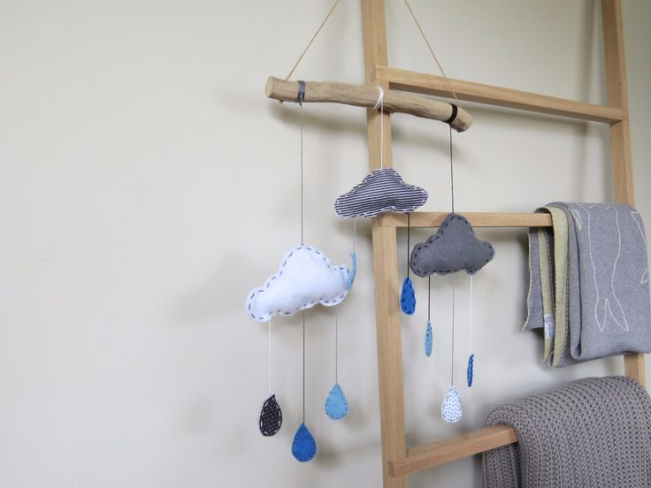 raine mobile made by fox & rabbit #rainemobile #foxandrabbitnz